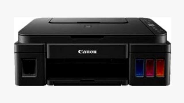 Cara koneksi wifi printer Canon G3010