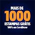 Mais de 1000 estampas em Corel Draw grátis