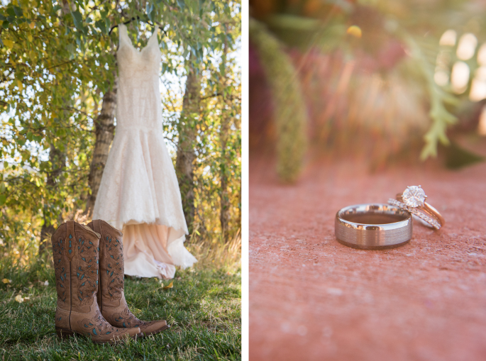 Cowgirl Boots / Rings / Cali Frankovic Photography