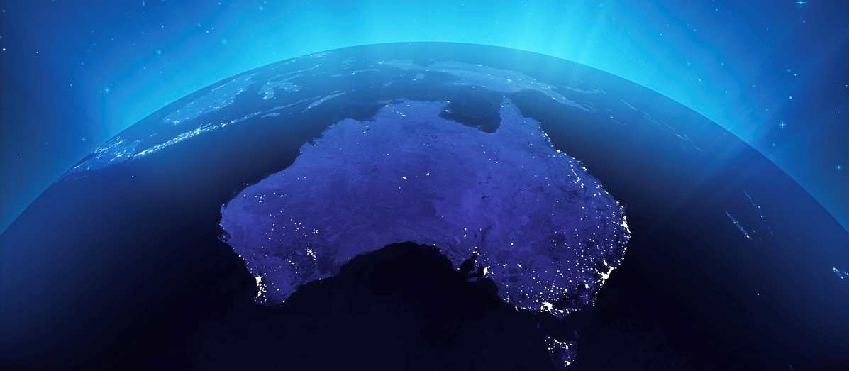 Australia Doesn't Exist And People Who Live There Are Actors Paid By NASA - Flat Earthers Claim
