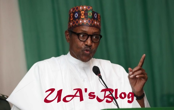 'Those who feel they have another country may choose to go' – President Buhari