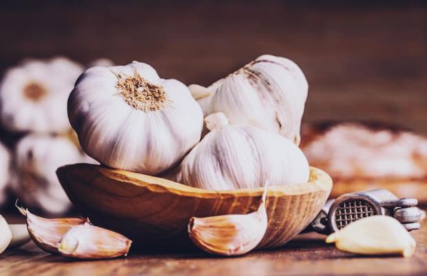 Garlic for blood pressure