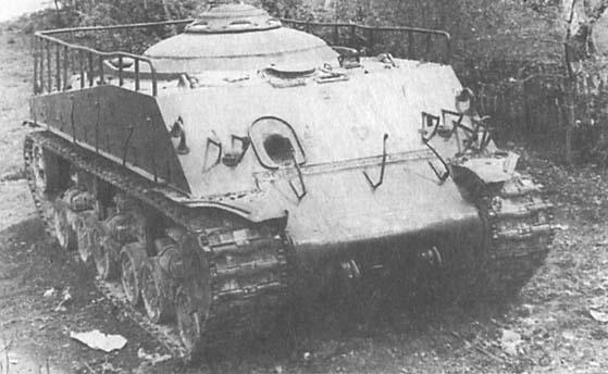 Prime Mover Sherman M4A2 worldwartwo.filminspector.com