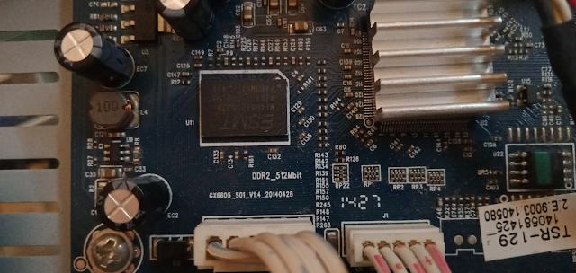GX6605_S01_V1.4 BOARD TYPE HD RECEIVER DUMP FILE WITH GREEN GOTO REMOTE