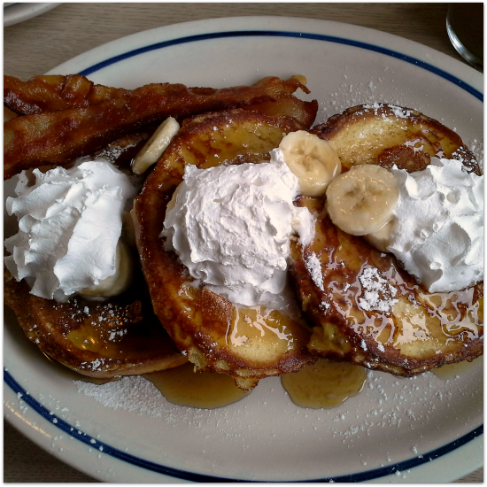 Brioche French Toast #FrenchFlavorFlair from @IHOP | www.girlichef.com