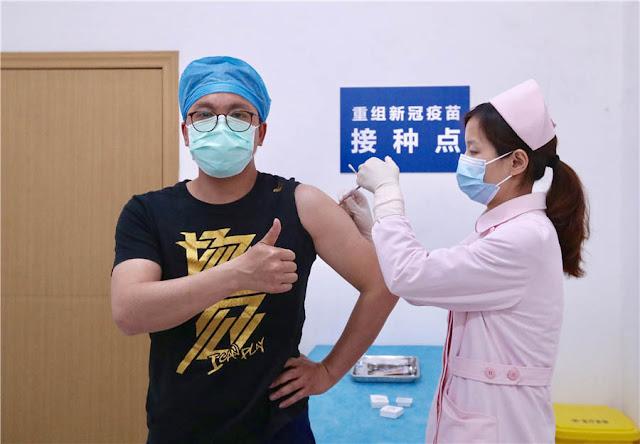 Испытания вакцины от коронавруса