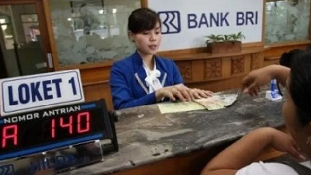 cara setor tunai bri ke bank lain