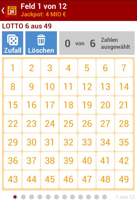 Lotto24 Löschen