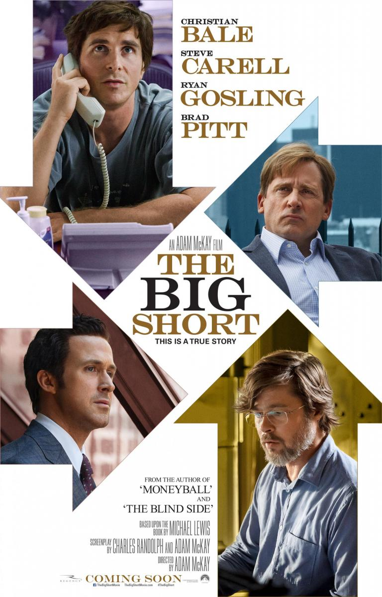 The Big Short [2015] [DVD9] [NTSC] [Latino]