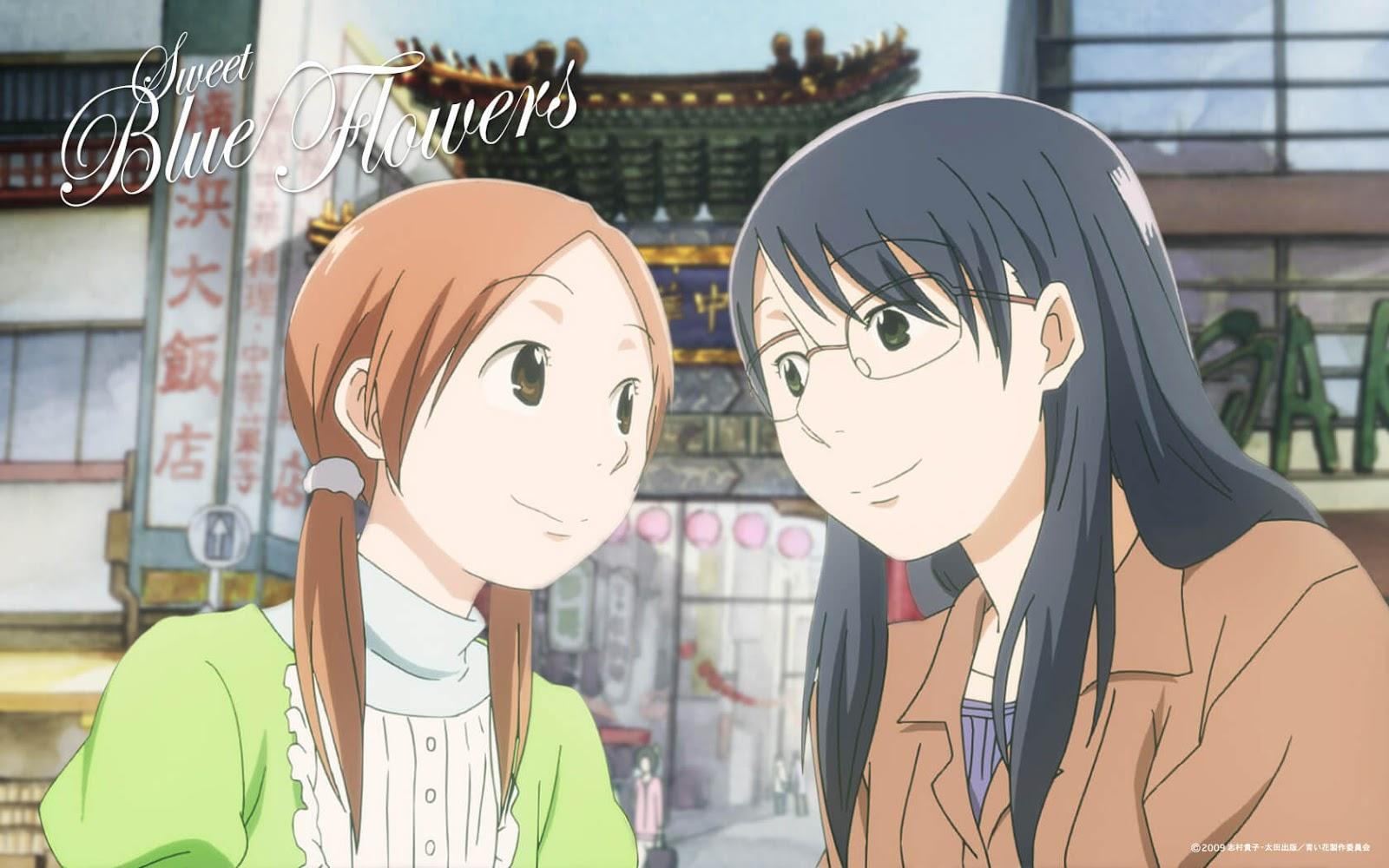 Aoi Hana [BD] Sub Indo : Episode 1-11 END