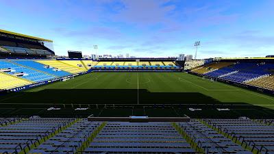 PES 2021 Stadium Estadio de la Cerámica