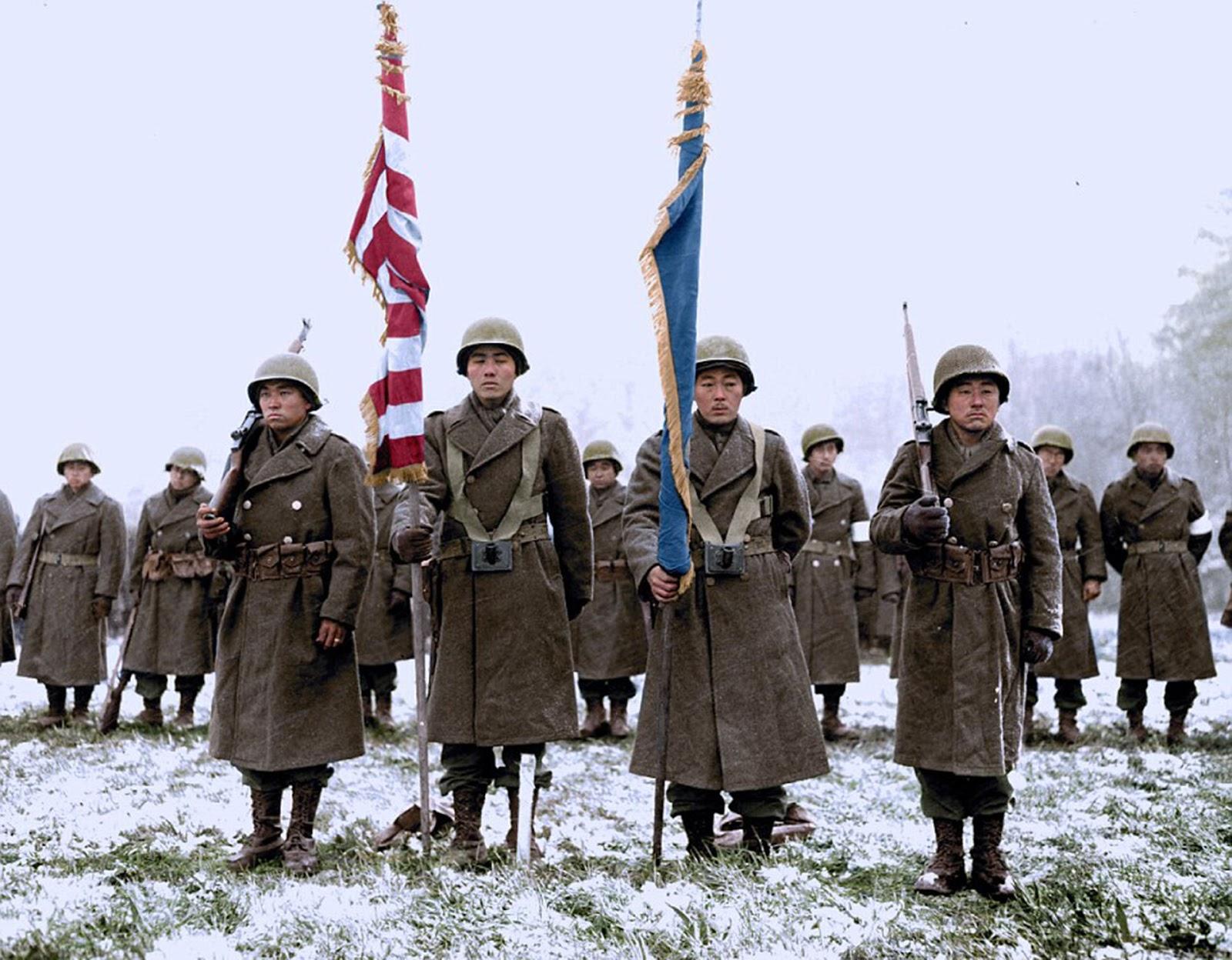 FDRA - Historia de la Defensa: Segunda Guerra Mundial