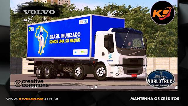 VOLVO VM - RV IMOLA - BRASIL IMUNIZADO