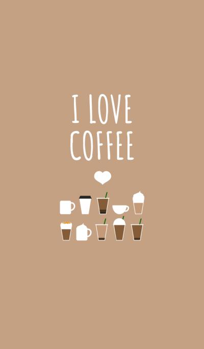 I LOVE COFFEE#1
