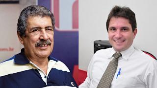 Flávio Amorim e Maurício Carneiro