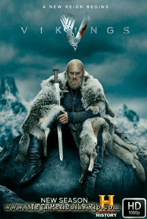Vikingos Temporada 6 [1080p] [Latino-Ingles] [MEGA]