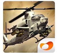 GUNSHIP BATTLE Helicopter 3D v2.3.20 Apk Download Free Shopping Mod