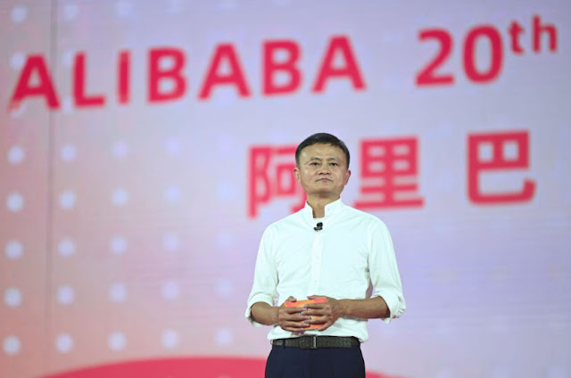Miliarder Teknologi China Jack Ma Diduga Hilang Setelah Mengkritik Pemerintah