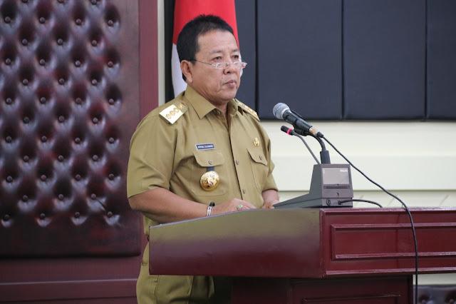 Gubernur Lampung : Zakat Adalah Tiang Ajaran Islam Yang Sangat Penting