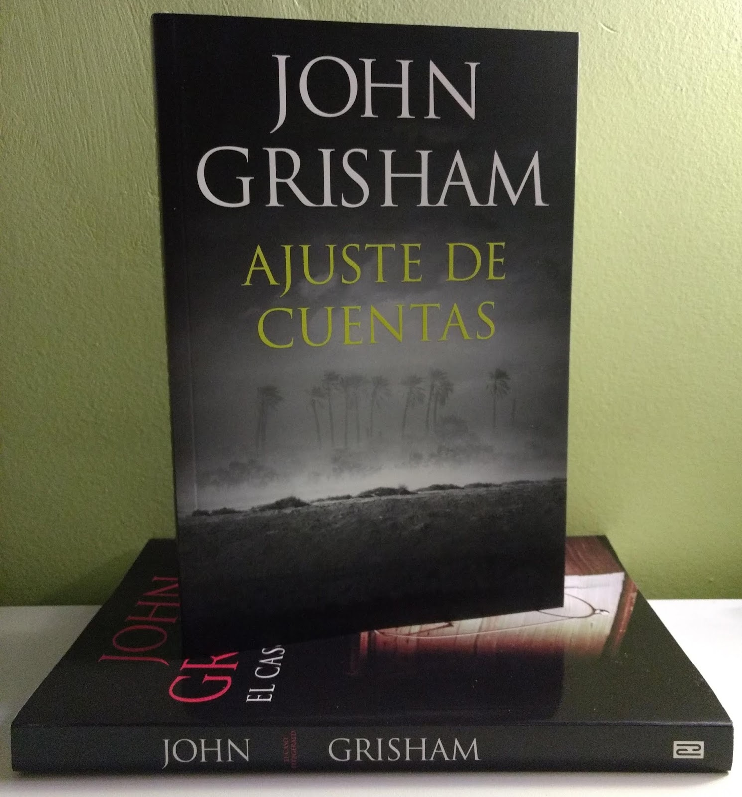 Ajuste De Cuentas De John Grisham