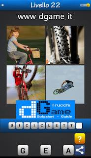 PACCHETTO 5 Soluzioni Trova la Parola - Foto Quiz con Immagini e Parole soluzione livello 22