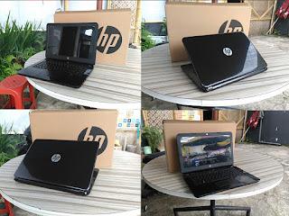 laptop hp pavilion 14 amd a4