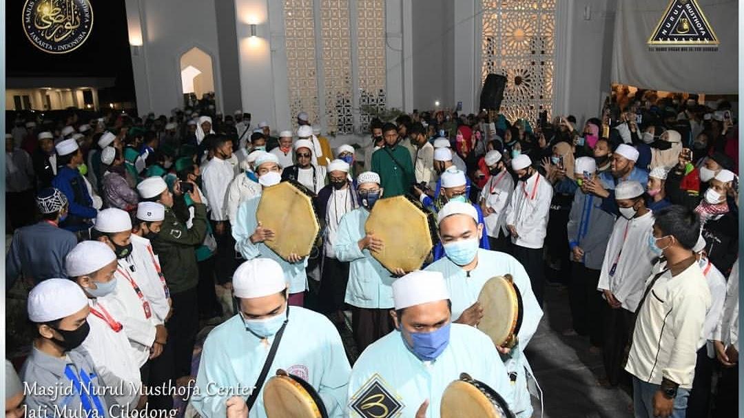 Galeri Masjid Nurul Musthofa Center 26 September 2020