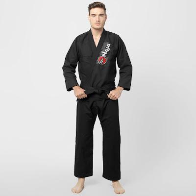 Kimono Naja Jiu-jitsu One