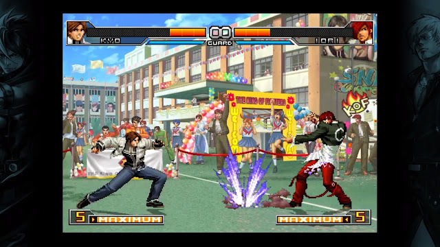 THE KING OF FIGHTERS 2002 UNLIMITED MATCH ya disponible en PlayStation 4