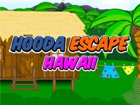 Hooda Escape Hawaii Walkthrough