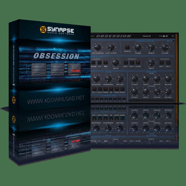 Synapse Audio Obsession v1.1.1 Full version