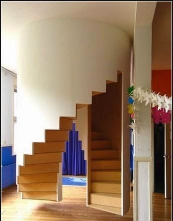 Overview unusual stairs designs