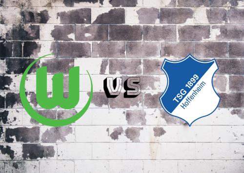 Wolfsburg vs Hoffenheim  Resumen