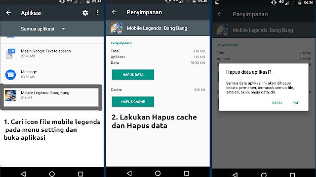 Tips Cara Membuat Akun Baru Mobile Legends Di Android Tanpa Aplikasi(2020)