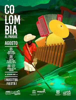 XVI FESTIVAL COLOMBIA AL PARQUE 2017