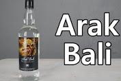 Lestarikan Arak Bali, Minuman Khas Bali Akan Diatur Melalui Pergub