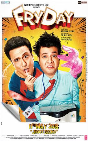 FryDay (2018) Movie Poster