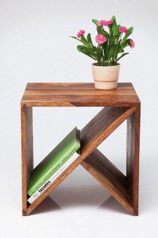 criado com sobras de madeira