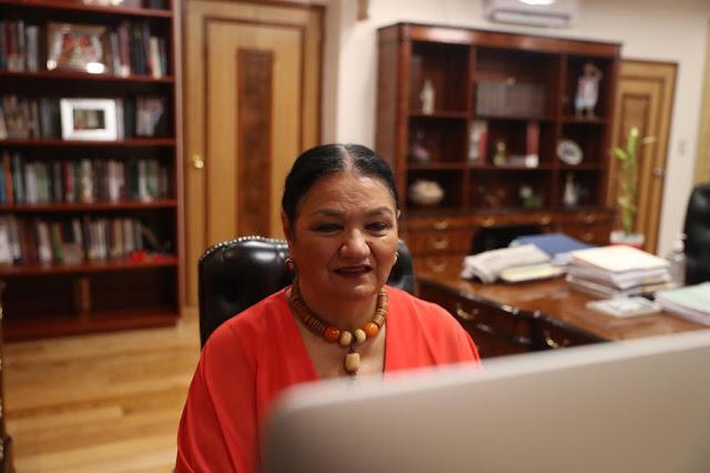 Si el PEF 2021 refleja prioridades de las mujeres, se habrá materializado la paridad en el Legislativo: diputada Sauri Riancho