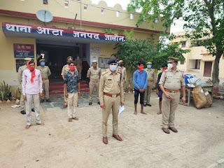 आबकारी अधिनियम में वांछित/फरार पुरस्कार घोषित अपराधी गिरफ्तार  -पुलिस अधीक्षक जालौन     संवाददाता, Journalist Anil Prabhakar.                                                                                            www.upviral24.in