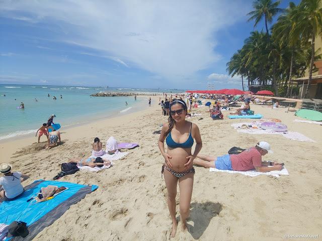 Waikiki Beach via Sheraton Hotel