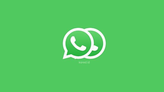 Memasang 2 WhatsApp Dalam 1 HP