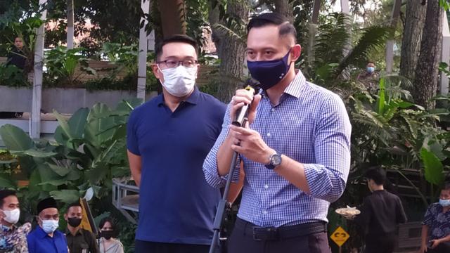 Pengamat: AHY-Ridwan Kamil Duet di 2024, Pasangan Puan-Anies jadi Lawan Kuat