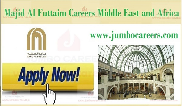Recent Jobs vacancies in Middle east and africa, New jobs in Gulf countries,