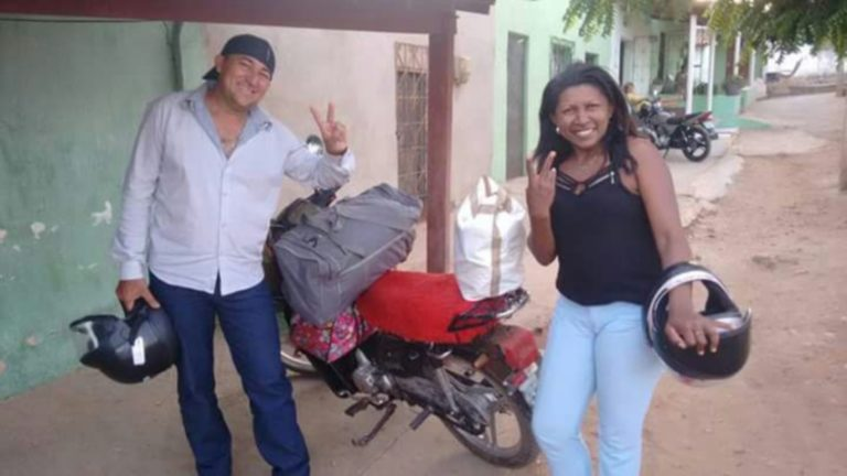 Cearenses viaja de cinquentinha