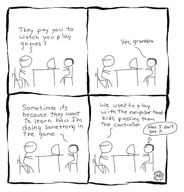 amusedbits, cartoon, humor, gaming, streaming, twitch