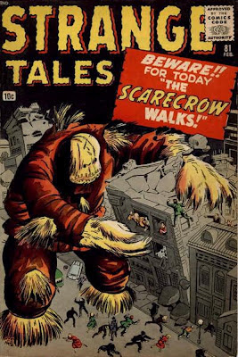 Strange Tales, the Scarecrow