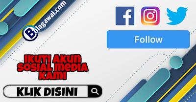 Ikuti Official Account Social Media BolaGawai.com