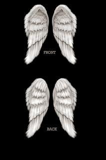 mẫu cánh thiên sứ