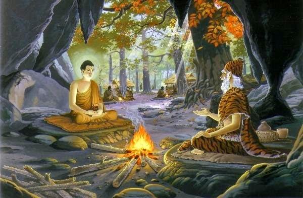 Đạo Phật Nguyên Thủy - Kinh Trung Bộ - 6. Kinh Ước nguyện